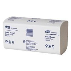 Tork H31 Uni Centrefold Hand Towels 2168889-1Ply-Carton of 24 - Reinol NZ Ltd.