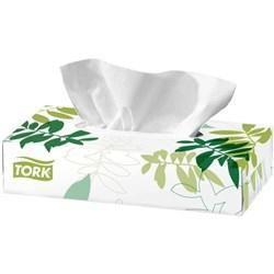 Tork Prem Soft Facial Tissues-2 Ply-Bx 100-Carton of 48 Bxs - Reinol NZ Ltd.
