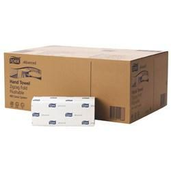 Tork H3 Adv Flush-Singlefold Hand Towels 290190-2 Ply-Carton of 15 - Reinol NZ Ltd.
