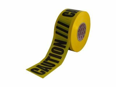 Caution Barrier Tape 300m - Reinol NZ Ltd.