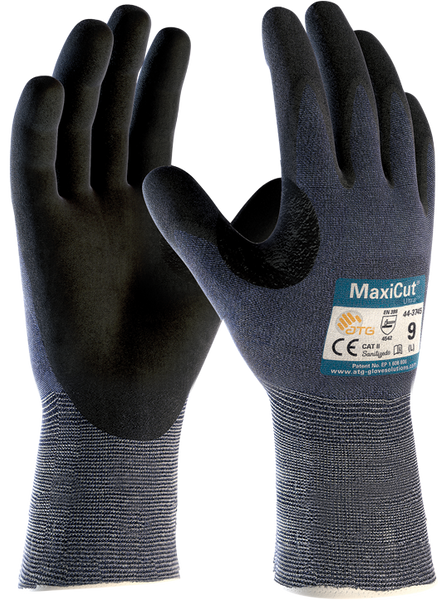 MaxiCut 5 Ultra Open Back Long Cuff - Reinol NZ Ltd.