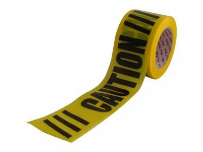 Caution Barrier Tape 100m - Reinol NZ Ltd.