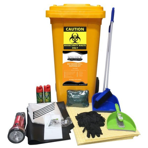 Bio Hazard Kit 120L - Reinol NZ Ltd.