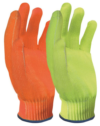 BLADE FLURO Cut 5 Yellow Food Glove - Reinol NZ Ltd.