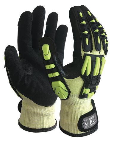 BLADE Cut 5 Impact Anti-Vibration Glove - Reinol NZ Ltd.