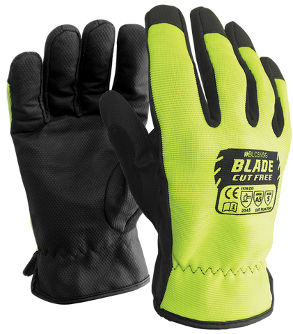 BLADE Cut 5 Needlestick Resistant Glove - Reinol NZ Ltd.