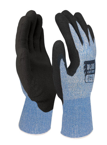 BLADE Foam Nitrile Cut 5 Open Back Glove - Reinol NZ Ltd.