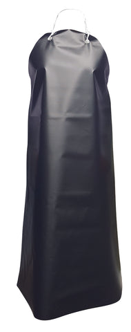 PVC Heavy Duty Apron -  Black (1.32m) - Reinol NZ Ltd.