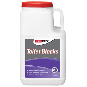 Toilet Blocks - Reinol NZ Ltd.