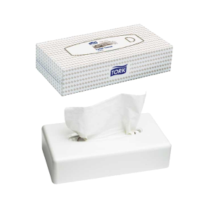 Tork Prem Soft Facial Tissues-2 Ply Single pck -100 shts - 2170302 - Reinol NZ Ltd.