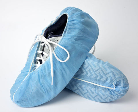 Disposable Shoe Cover - Blue - Reinol NZ Ltd.