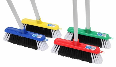 Everyday Broom with Handle - Reinol NZ Ltd.