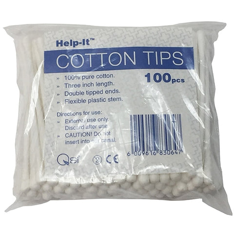 Cotton Buds 100/Pack - Reinol NZ Ltd.