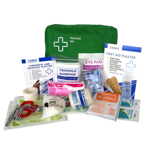 First Aid 2 Person - Soft Bag - Reinol NZ Ltd.