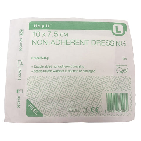 Non Adherent Dressing 7.5 x 10cm - Reinol NZ Ltd.