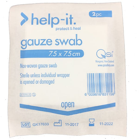 Gauze Swabs 12ply - Reinol NZ Ltd.