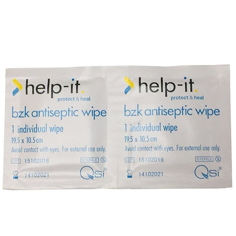 Antiseptic Wipes - Reinol NZ Ltd.