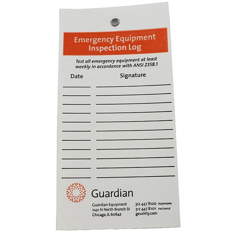 Inspection Tags - Reinol NZ Ltd.