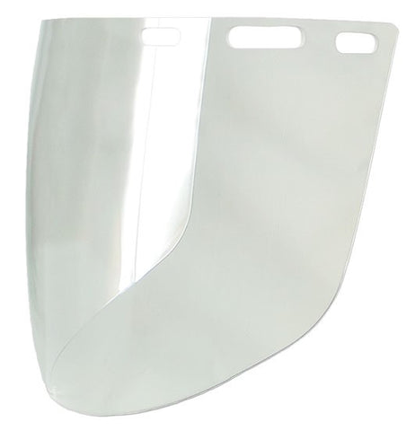 Armour Clear Face Shield - High Impact  (Clear) - Reinol NZ Ltd.