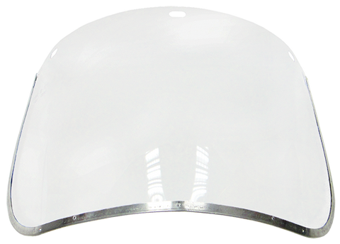 Armour Clear Face shield - Medium Impact  (Clear) - Reinol NZ Ltd.