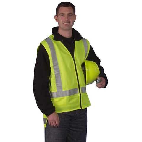 HiViz Vest Yellow - Reinol NZ Ltd.