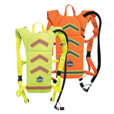 CHILL ITS 5155HV HYDRATION PACK - 2L HI VIS - Reinol NZ Ltd.