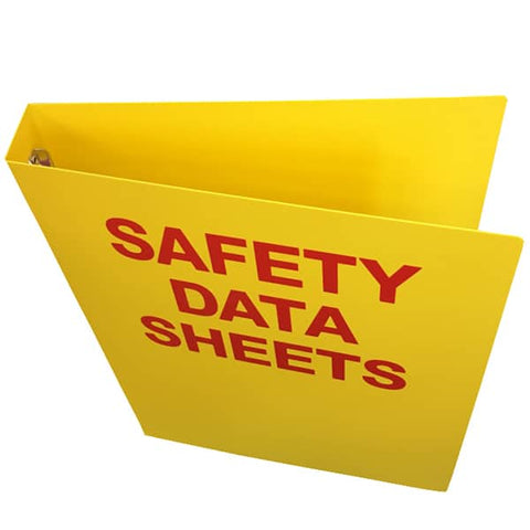 MSDS 2 Ring Binder - Reinol NZ Ltd.