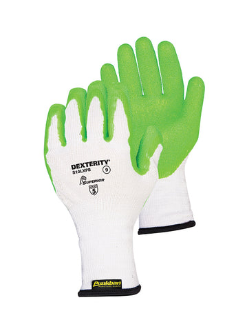 Superior Punkban Needlestick Resistant Crinkle Latex Glove - Reinol NZ Ltd.