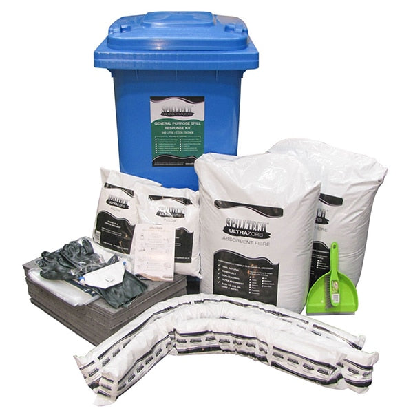 General Purpose Spill Kit 240L Economy - Refill - Reinol NZ Ltd.