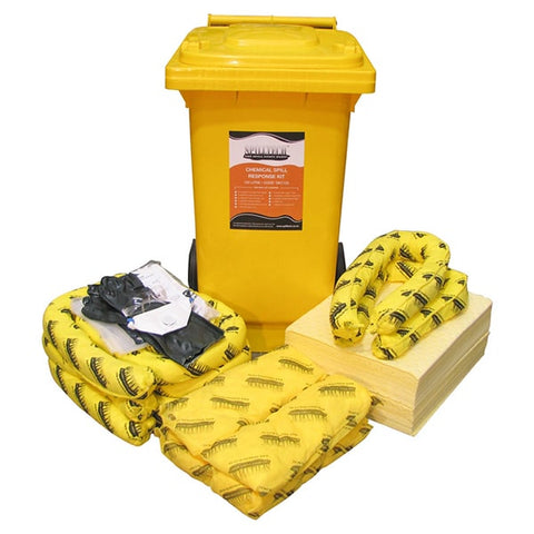 Chemical Spill Kit 120L - Refill - Reinol NZ Ltd.