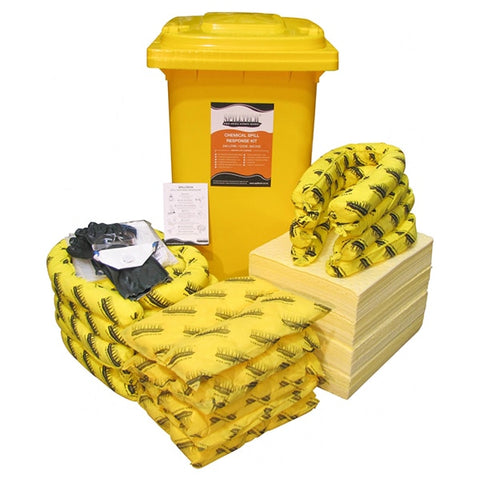 Chemical Spill Kit 240L - Refill - Reinol NZ Ltd.