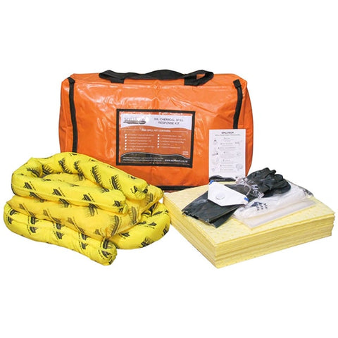 Chemical Spill Kit 50L - Refill - Reinol NZ Ltd.