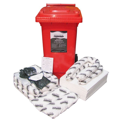 Oil Only Spill Kit 120L - Reinol NZ Ltd.