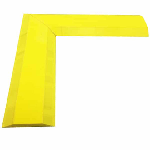 SpillTech EVA Bunding Corner Unit 20mm (H) - Yellow - Reinol NZ Ltd.