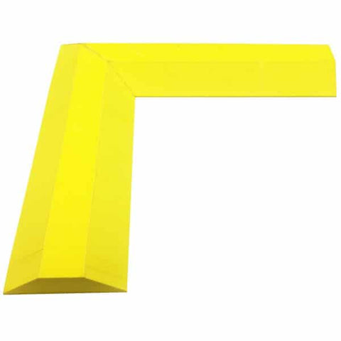 SpillTech EVA Bunding Corner Unit 40mm (H) - Yellow - Reinol NZ Ltd.