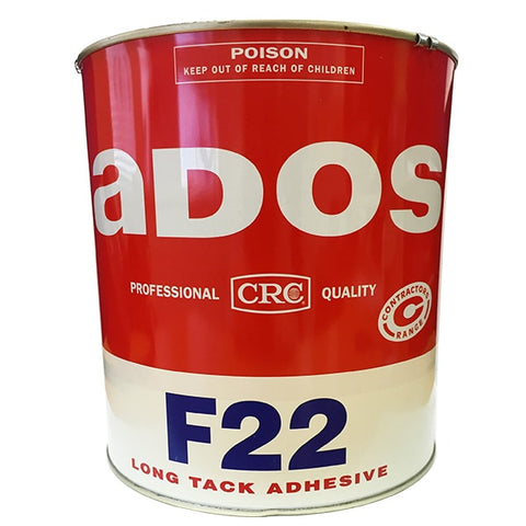 Ados F22 - 4L (Adheres up to 56 x 2m bunds) - Reinol NZ Ltd.