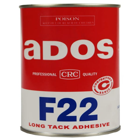 Ados F22 - 1L (Adheres up to 14 x 2m bunds) - Reinol NZ Ltd.