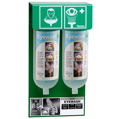 Tobin Buffer Solution 2 x 1L Wall Stand - Reinol NZ Ltd.
