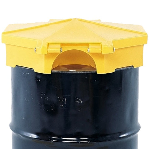 Ultra Funnel - Bung Access With Hinged Lid - Reinol NZ Ltd.