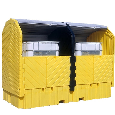 Ultra Twin IBC HardTop Plus - Reinol NZ Ltd.