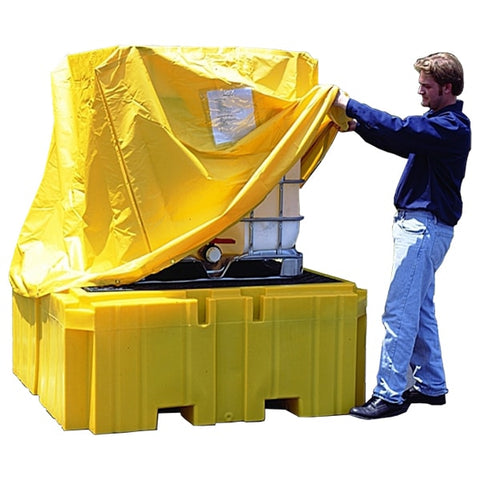 Ultra Pull Over Cover For IBC Spill Pallet Plus - Reinol NZ Ltd.
