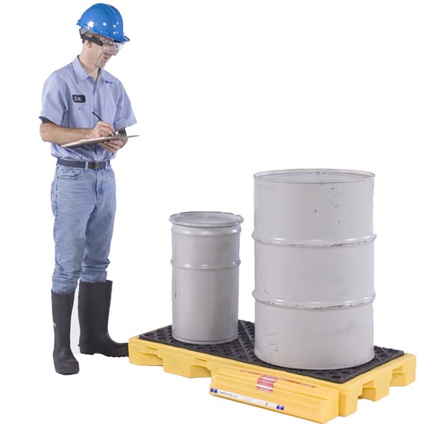 Ultra SpillDeck 2 Drum With Expansion Bladder - Reinol NZ Ltd.