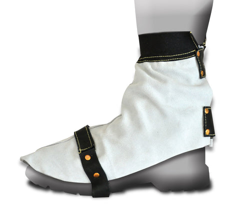 Armour Leather Welding Spats - Reinol NZ Ltd.