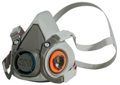 3M Half Face Respirator 6300 - L - Reinol NZ Ltd.