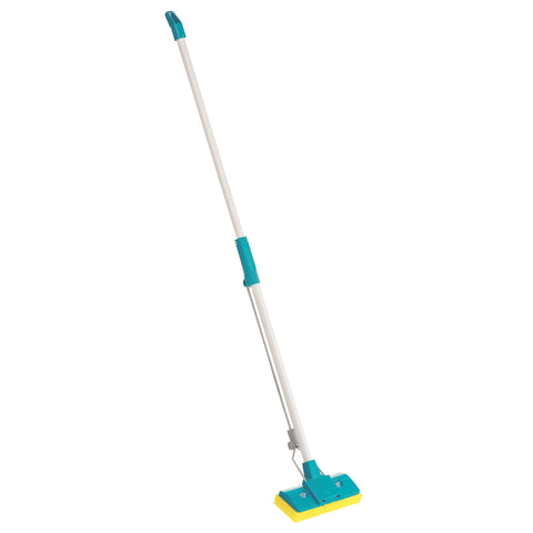 Raven Mop-a-matic Sprint Mop with Scrub Pad, Steel Hdl - Reinol NZ Ltd.