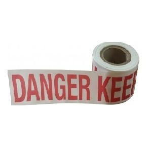Danger Keep Out 100m - Reinol NZ Ltd.