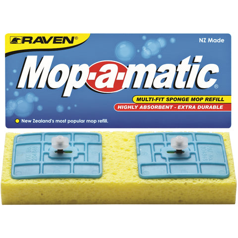 Raven Mop-a-matic Multi-fit Refill - Reinol NZ Ltd.