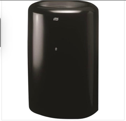 Tork B1 Rubbish Bin 50 Litre Black 563008 - Reinol NZ Ltd.