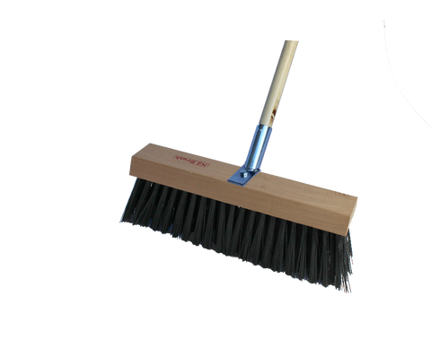 Industrial Broom Black