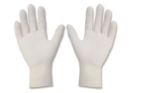 Latex Disposable Glove - Powder Free White - Reinol NZ Ltd.